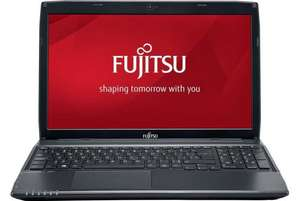 Fujitsu Lifebook A514 i3 (Windows 10, 4Gb RAM, 500Gb HD) - £257.41 @ CCL