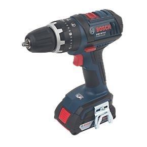 Bosch GSB 18V Professional 18V 2.0Ah Li-Ion Cordless Combi Drill 2 x 2.0Ah Li-Ion Batteries £99.99 @ Screwfix
