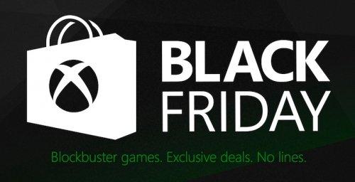 Xbox Live 'Black Friday' Deals, 150 Titles (40 - 60% Discount).