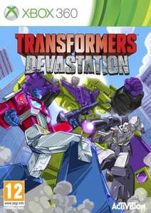 Transformers Devastation (PS3 / xbox 360) £18  (Prime) / £19.99 (non Prime) @ Amazon