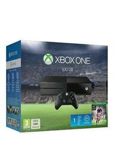Xbox One 500Gb with Fifa 16 @ Littlewoods £271 delivered.