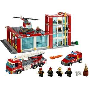 20% off all Lego City from 20th November @ Toys R Us +  LEGO Bricktober Buildings on a £45 spend
