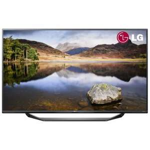 "LG 49UF675V 49"" Ultra HD 4K 3D Freeview HD IPS LED Television £500.22 - Free Next Day Delivery @ Office Nerd"