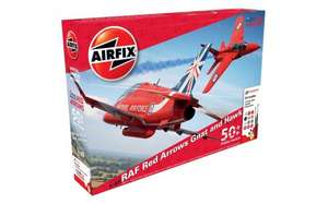 Airfix 1/48 Red Arrows Gift Set half price at Airfix - £14.99 (£19.97 Delivered)