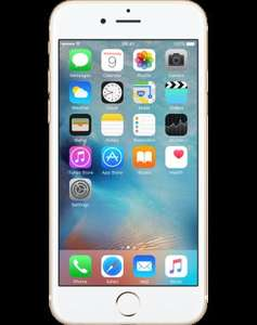 Iphone 6s 64GB Gold - Vodafone - Ultd/Ultd/2GB - £26 per month with £100 upfront @ Mobiles.co.uk