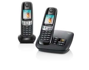 Gigaset C620A Cordless Phone (Twin) with Answer Machine and Nuisance Call Blocking  £49.99 (Amazon Lighting Deal)