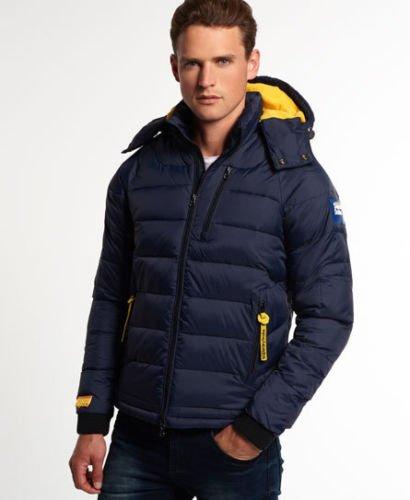 Superdry Wet Scuba Jacket Mens £56.99 RRP£94.99 @ superdry / ebay