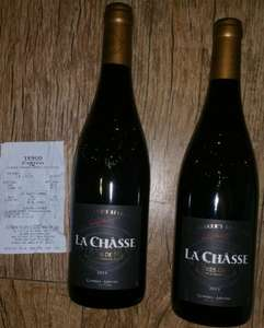 La Chasse Winemaker's Selection Costieres De Nimes Red Wine, 75Cl, £2.74 @ Tesco, Trongate Express, Instore