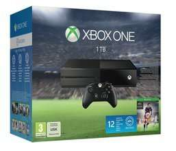 Xbox One 1TB Console With FIFA 16, Halo 5 Guardians &  12 Months EA Access & NowTV Movies 2/12 Pass £319 @ Game