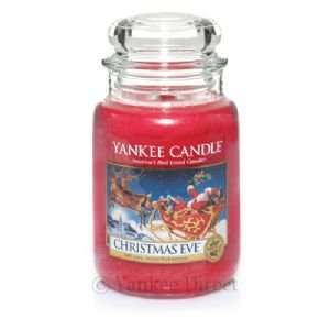 Christmas Eve Yankee Candle Large £17.94 delivered @ Yankee Candle