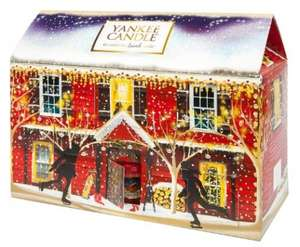 Yankee Candle Advent Calendar House £17.99 delivered @ Internet Gift Store plus free Santa hat