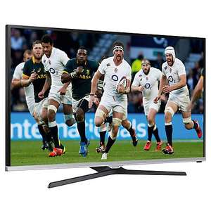 "Samsung UE32J5100 LED Full HD 1080p TV, 32"" with Freeview HD, £189 @ John Lewis. 5 year gaurantee included"