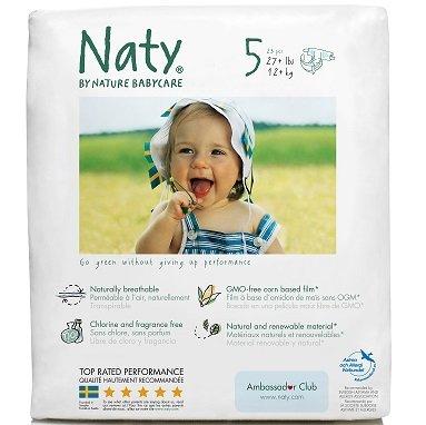 Free Naty Baby Pack