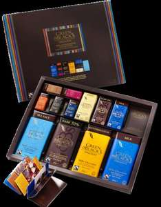 Green & Blacks Connoisseur Collection 580g Half Price only £9 at Booths (was £18)