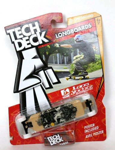 Tech Deck longboard mini replica toy great stocking filler £1 @ poundland