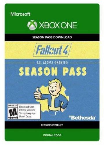 Fallout 4: Season Pass Xbox One - £21.84 @ CD Keys (5% Code)