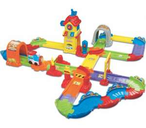 Toot-Toot Drivers Chug and Go Train Set (Was £50) Now £30 at Asda Direct