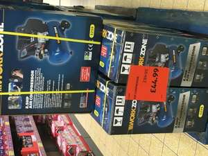 Aldi 2.5 horse power air compressor reduced from £89.99 to £44.99