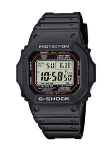 Casio GW-M5610-1ER Tough Solar/Radio Controlled G-Shock £58.49 Argos & £5 voucher if you collect via Fast Track