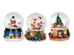 Melinera Musical Snow Globe £6.99 @ Lidl