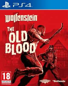 ** Wolfenstein The Old Blood PS4 / Xbox One now £8 @ Tesco **