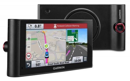 Garmin nuviCam 6-inch Sat Nav With Built-in Dash Cam £216.74 @ Amazon