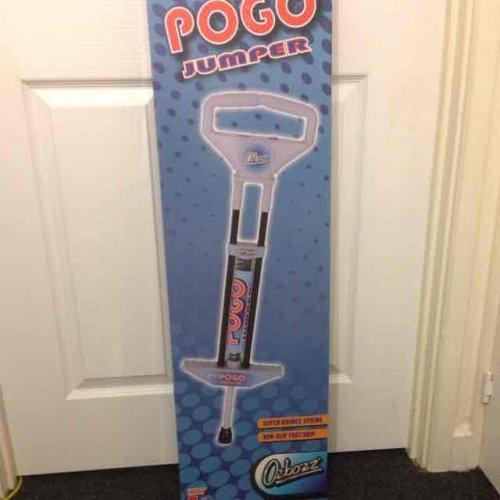 Ozbozz Pogo Stick £11.99 @ Home Bargains