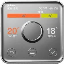 BRITISH GAS HIVE HEATING 2 CONTROL - UPGRADE ebay/lcjac £59.99