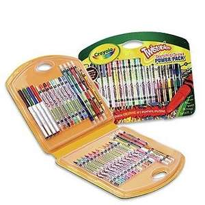 Crayola Twistables Sketch and Draw Set (40 pieces) from only £4.49 each - Argos  (£6.99 and on 3 for 2)