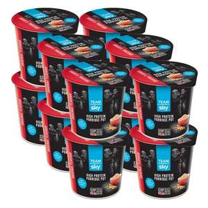 TEAM SKY BREAKFAST CASE OF 12X Now £6.00 delivered (Was: £15.00) @ CNP