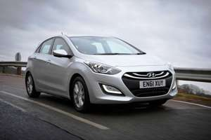 Hyundai I30 1.6D Bluedrive SE 5Dr - Personal lease 24m £3399.06 @ freedomcontracts