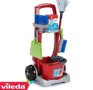 Vileda TOY cleaning trolley £12.99 at Home Bargains