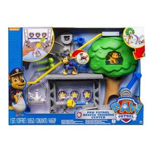 Paw Patrol Rescue Training Centre @ Amazon £18.24 (RRP £29.99) with Prime or free delivery over £20