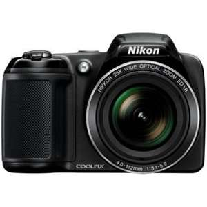 Nikon Coolpix L340 20MP 28X ZOOM bridge camera  £89.99 ARGOS