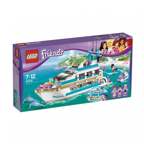 LEGO Friends Dolphin Cruiser Playset 41015 (£29.99) Smyths Toys or Tesco (£33.33)
