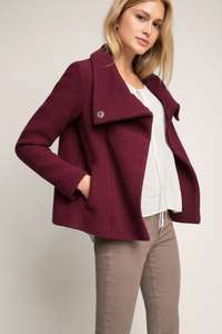 Esprit - fashion jacket in textured fabric £39.99