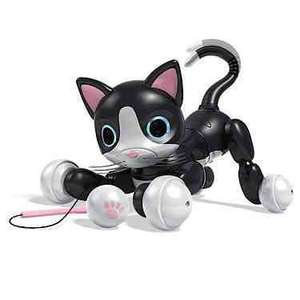 Zoomer kitty in stock Nov 26 £51.09 @ Amazon
