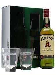 Jameson's Gift Box (700ml with 2 Jameson Tall Glasses) £16.00 @ Dunnes NI (Instore)
