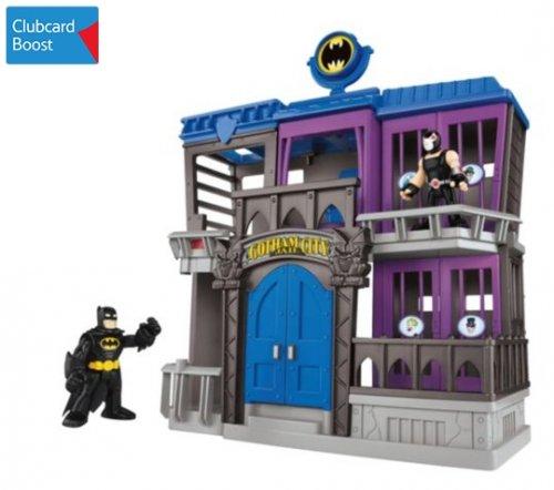 Imaginext Gotham Jail £16.50 @ Tesco Direct Free CnC