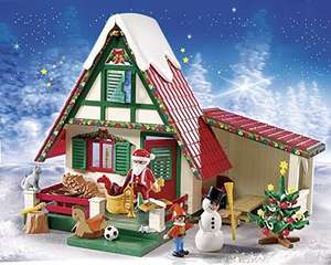 Playmobil Christmas Santa's Home 5976 £19.99 (Prime) £24.74 (Non Prime) @ Amazon