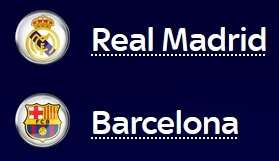Real Madrid vs Barcelona - Sky1 Saturday 21.11.15 5pm Live!