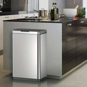 EKO 80 Litre Capacity Rectangular Motion Sensor Waste Bin £47.13 @ Costco