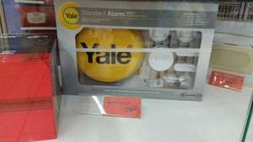 yale standard alarm at ALDI fenton £59.99
