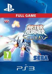 After Burner Climax (PSN Code) Game removed from PSN in 2014. £6.49 @ Shopto - Be quick!