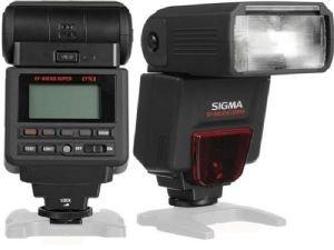 Sigma EF-610 DG Super Flashgun (Canon/Nikon) £104.98 @ LCE