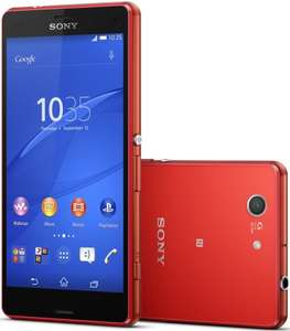 Sony Xperia Z3 Compact on EE @ Carphone Warehouse (£50 Currys/PC World Gift Card, £45 Quidco - 1000 Mins, 2GB Data - £24.99 P/M No Upfront)