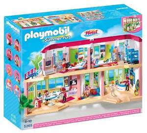 Playmobil 5265 Summer Fun Large Furnished Hotel £49.98 @ Amazon