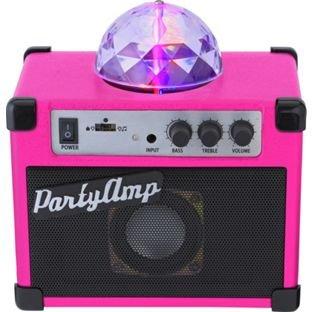 Pretty Pink Party Amp £9.99 @ Argos  Half Price