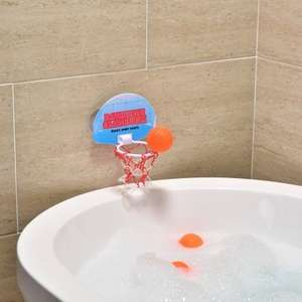 Basketball Slam Dunk Bath Set £1.99 Instore @ B&M's