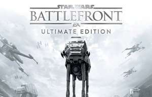 Star Wars Battlefront ULTIMATE Edition (includes Season Pass & DLC) - Xbox One Colombia (£49.37, or £44.70 with EA Access)